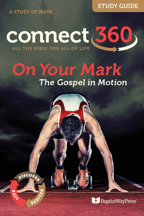 Devotional commentary with questions on Bible study of Mark. Paperback; 150 pages.