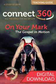 Digital commentary and teaching plans to lead a Bible study of Mark. PDF; 166 pages.
