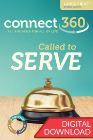 Called to Serve - Digital Large Print Study Guide