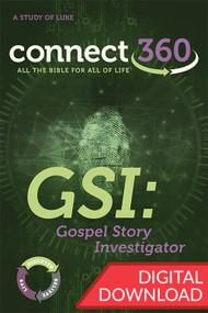 GSI: Gospel Story Investigator (Luke) - Premium Commentary