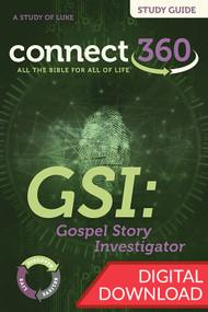 GSI: Gospel Story Investigator (Luke) - Digital Study Guide