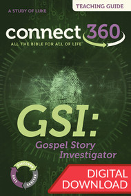 GSI: Gospel Story Investigator (Luke) - Digital Teaching Guide