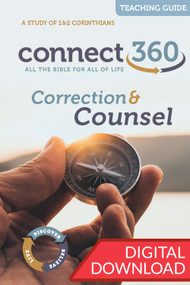 Correction & Counsel - Digital Teaching Guide