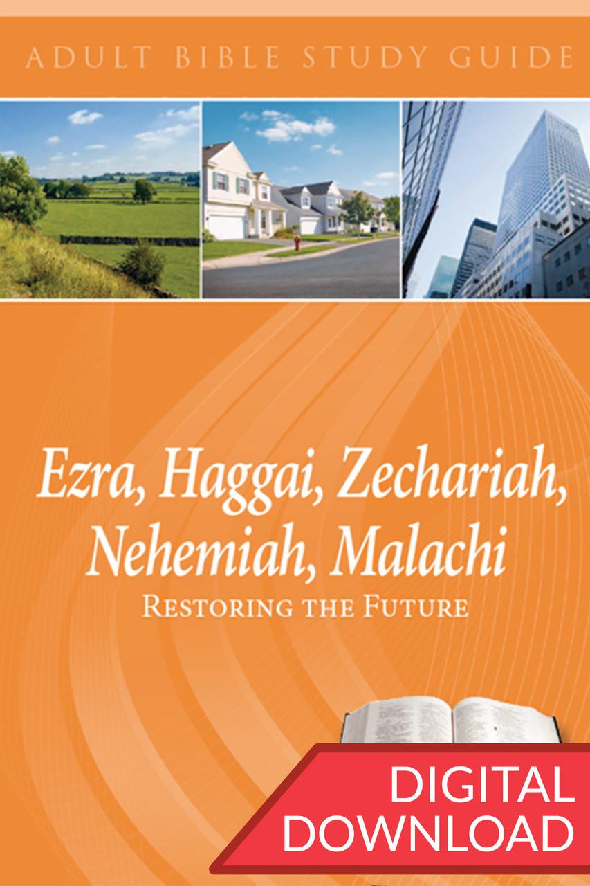 Ezra study guide