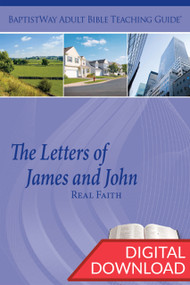 Digital Bible commentary of The Letters of James and John. Complete with 2 sets of teaching plans for the 6 lessons on James and the 7 lessons on 1-2 John. PDF; 157 pages.
