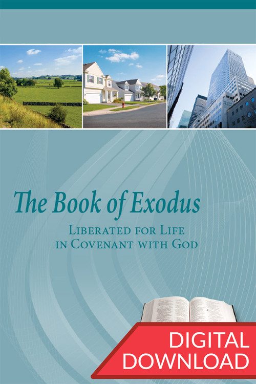 Digital resource for teachers of Exodus looking for additional ideas to lead their group. 14 lessons; PDF.