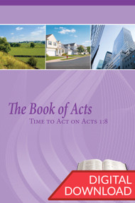 The Book of Acts - Premium Teaching Plans