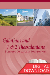 Galatians & Thessalonians - Premium Commentary