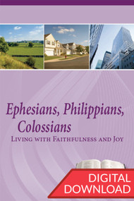 Ephesians, Philippians, Colossians - Premium Teaching Plans