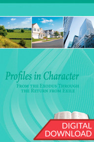Profiles in Character - Premium Teaching Plans