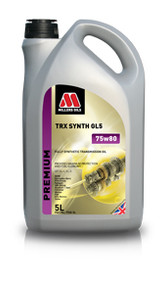 TRX SYNTH 75w80 GL5 | 7765 | Millers Oils