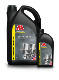Millers Oils CFS 10w50 NT+ Fully Synthetic Triple Ester Nano Technology formulation