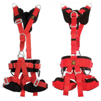 PMI SG51156 CS Tech Full Body Harness