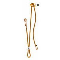Petzl L35ARM Dual Connect Adjust Lanyard