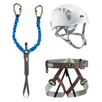 Petzl K29BB Kit Via Ferrata (New S2016)