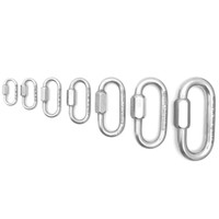 Kong Quick Links Oval Stainless Steel