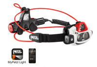 Petzl E36AHR 2B NAO + Reactive Lighting Bluetooth 750 Lumens