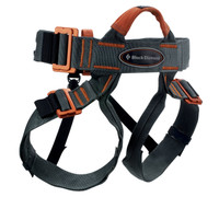Black Diamond BD650072 Vario Speed Harness  (One-size)