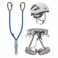 Petzl K029AB VIA FERRATA VERTIGO Kit