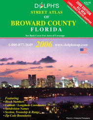 Broward County, FL Street Atlas 2006