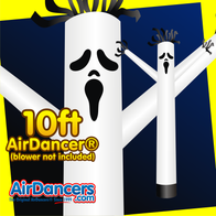 Halloween Ghost Air Dancer Attachment 10ft