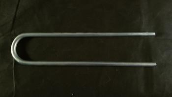 Galvanised Steel U Pegs for 32mm/40mm