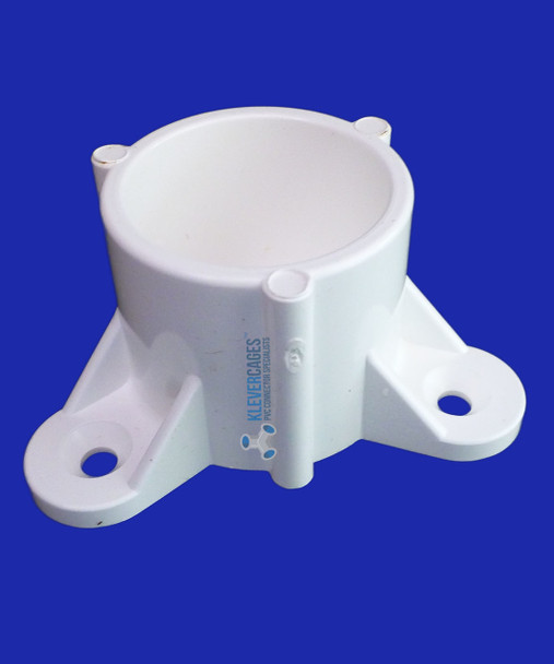 32 mm PVC screw tab cap from Klever  Cages
