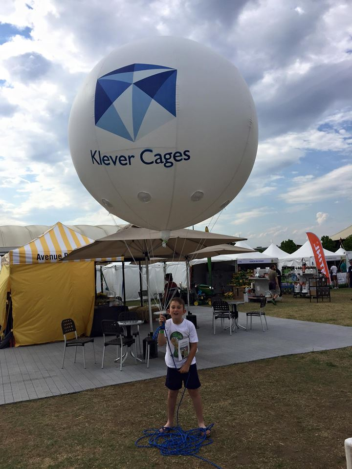 Klever Cages At The Horticultural And Gardening Festival 2015 Klever Cages