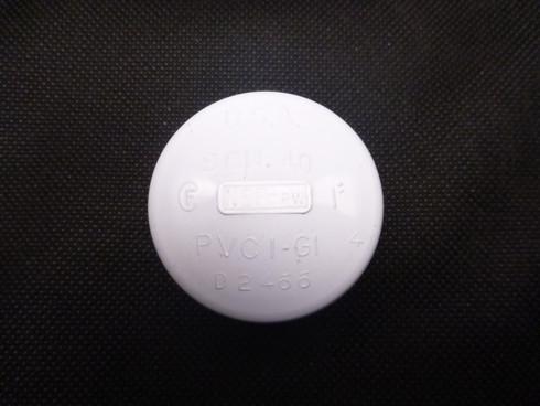 25mm PVC Cap