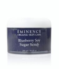 Blueberry Soy Sugar Scrub