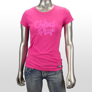 This super soft pink skydiving t-shirt features a funky shaped new word logo that is bound to catch your eye. The design is simple yet stylish and can go with any outfit you choose. This 4.3-ounce, 50/50 ring spun combed cotton/poly is seriously so comfortable you'll want to wear it every day!