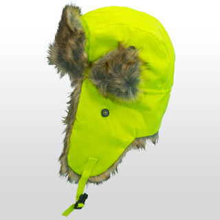 This warm and comfortable neon yellow classic bomber hat will be ideal for the upcoming winter season! As it gets cold you'll definitely want something to keep your head warm while you're out skydiving or riding and these are perfect. With its bright neon color you're bound to catch the attention of those around you!