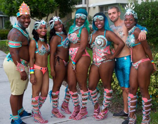 Shi'dor Miami Carnival Prototype
