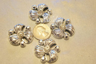 20 Pieces S887 Rhinestone Embellishments Silver