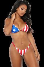 Independence Slay Bikini Set