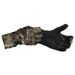 Primos Stretch Fit Gloves w/Sure-Grip Realtree AP Green