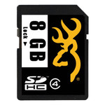 Browning Trail Camera SD Card 8 GB