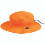 Outdoor Cap Water Defense Boonie Blaze Orange One Size
