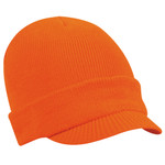 Outdoor Cap Knit Radar Cap Blaze Orange