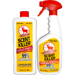 Wildlife Research Scent Killer Spray Combo 2-24 oz.