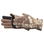 Manzella Hunter Fleece Gloves Realtree Xtra X-Large