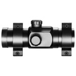 Hawke Red Dot Sight 1x25 9-11mm Rings