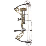 Diamond Deploy SB RAK Bow Pkg. Mossy Oak Country 26-30.5 in 50 lb LH