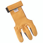 Neet DG-1H Shooting Glove Calf Hair Tips Large