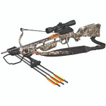 SA Sports Fever Crossbow Pkg. Camouflage
