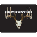 DWD Bowhunter Decal Deer Skull 10x8.5 in.