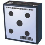 Big Shot Iron Man 24 Speed Bow Target