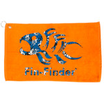 Fin-Finder Hand Towel Fin-Finder Camo/Orange