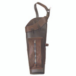 Wyandotte Brown Leather Back Quiver