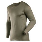 ColdPruf Classic Merino Crew Commando Medium